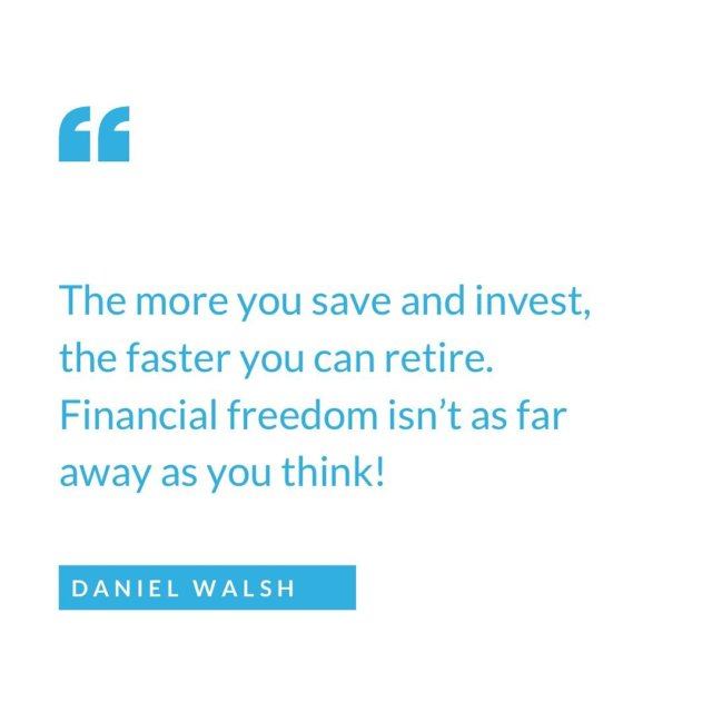 The more you save and the earlier you invest, the wealthier you will become🏡  #investor #cashflow #passiveincome #propertyinvestment #wealth