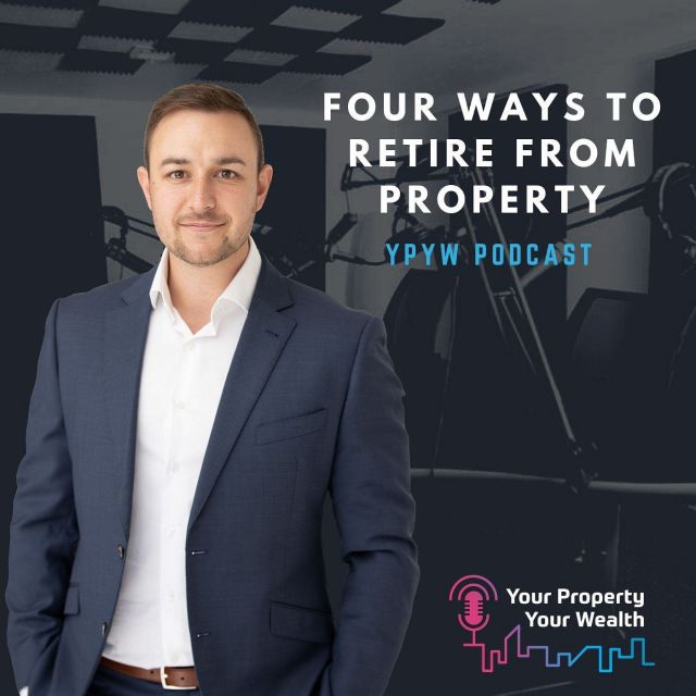 𝗣𝗢𝗗𝗖𝗔𝗦𝗧: Four ways to retire from property🏡  There are a few different ways to achieve retirement through investing in property. All of these strategies work for different people and different people prefer different ways of investing.  In this podcast we delve into 4 different methods you can use for achieving retirement through property. We also cover the pro's and con's of each strategy so you can decide which strategy best suits your retirement. Daniel also shares his favourite strategy to retire from property.   Listen in on iTunes or your fav podcast app 🎙  #YPYWpodcast #investor #realestate #propertyinvestment #wealth