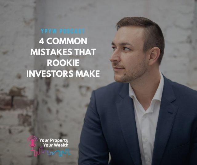 4 common mistakes that rookie investors make ⚠️  Listen to this episode of the YPYW podcast to uncover some of the most common mistakes rookie investors make. We cover our thoughts on whether shiny brand new property is better than existing, how buying in your backyard can narrow the potential for you to build a successful portfolio, buying under market value and how this can actually cost you money in the long run & why you shouldn't wait to save a full 20% deposit before purchasing a property.   Tune in on iTunes or your favourite podcast app!  #YPYWpodcast #investing #realestate #propertypodcast #investor #propertyinvestment #podcast #wealth #financialfreedom