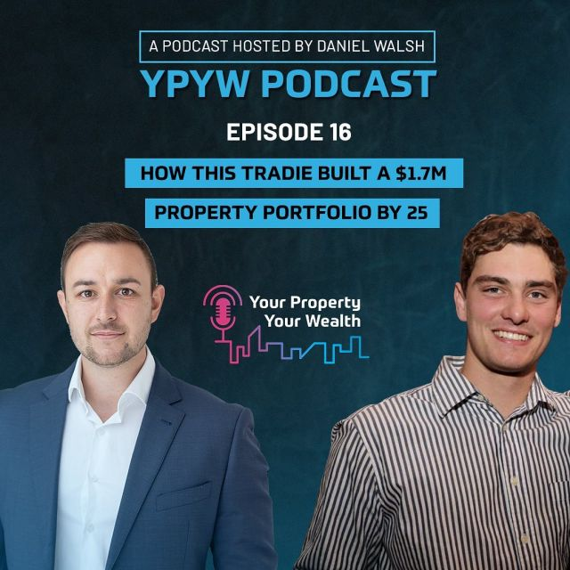At 25 years young, Joel has built an impressive property portfolio in just a few years worth just over $1.7m🙌🏼  Joel bought his first property on his own but lacked direction & guidance in taking his portfolio to the next level. After much research, Joel reached out to YPYW buyers agency to help him tackle his hurdle of building a portfolio. Joel speaks about his shift in mindset & how this played a huge role in the success of his portfolio. We speak about his goals, challenges & where he sees his portfolio in years to come.  Tune into episode 16 of the YPYW podcast on iTunes or your fav podcast app! 🎧  #investor #ypywpodcast #propertypodcast #realestateinvesting #investment #propertyinvestment #wealth #financialfreedom