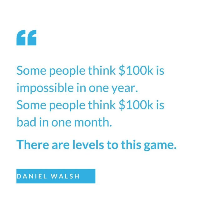 Life is like a video game 🎮 Each level seems difficult until you complete it.  Once completed you can go back & re-do that level easier than you did the first time.  #mindset #investor #wealth #financialfreedom #investormindset #ypyw