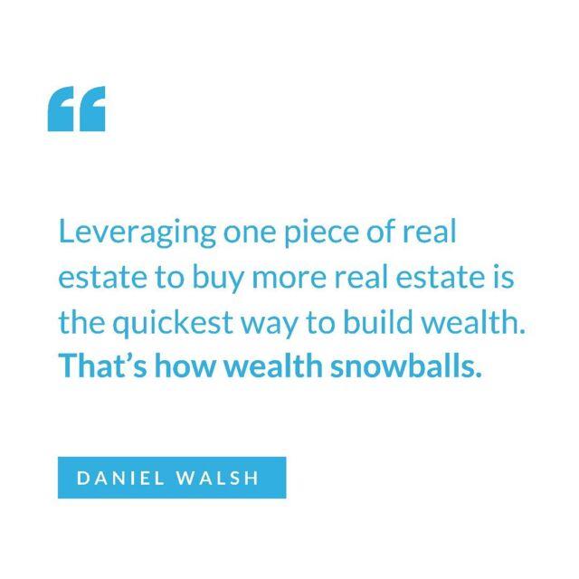 Leverage is key 🔑