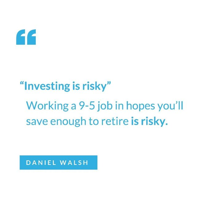 Not investing is risky. Put your money to work for you. Property prices are proven to increase over the long term 📈& inflation is proven to wipe out your savings & decrease your debt over the long term📉  #investing #assets #wealth #inflation #financialfreedom #ypyw
